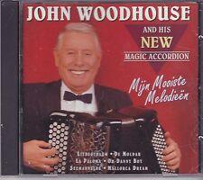 John Woodhouse-Mijn Mooiste Melodieen cd album
