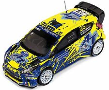 Ford Fiesta RS WRC #23 P-G.Andersson / E.Axelsson Course Finlande 2013 1:43