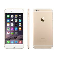 APPLE iPhone 6 PLUS A1522 Oro 64GB Móvil Libre 4G Smartphone Teléfono Grado A