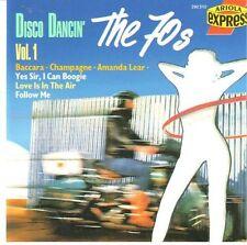 Various-Disco Dancin 1 CD CD  Very Good