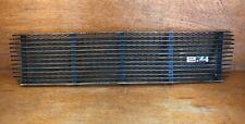 Original Aluminum Porsche 911 LWB Engine Grill 2.4 for 911T 911E 911S - Black