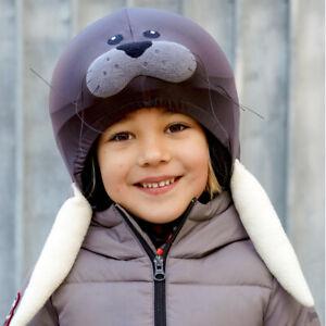 COOLCASC WALRUS ANIMAL  BOARDING HELMET COVER COOL CASC SHOW TIME