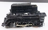 Lionel 2026 Prairie Type 2-6-2 Smoke Steam Locomotive w 6466WX Tender O27 Gauge