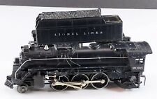 Lionel 2026 Prairie Type 2-6-2 Smoke Steam Locomotive w 6466WX Tender O27 Gauge