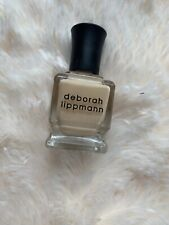 DEBORAH LIPPMANN RIDGE FILLER BASE COAT .50oz New