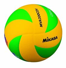 MIKASA JAPAN MVA200EV EV size:5 Official Volleyball Game Ball F/S