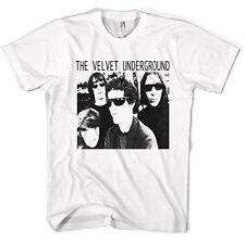 THE VELVET UNDERGROUND LOU REED Camiseta Unisex Todas las tallas colores