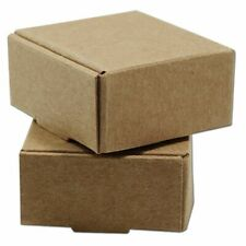 100pcs Paper Box Packaging Small Cardboard For Wedding Craft Jewelry Candy Box