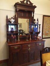 Beautiful Original Antique Sideboard Buffet