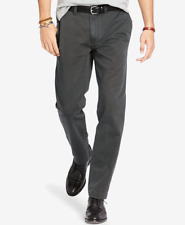 Polo Ralph Lauren Mens Classic-Fit Chino Pants - Black - 36Wx30L