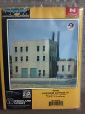 DPM Model Train Building Structure Kit GOODNIGHT MATTRESS CO #50500 N Scale -New