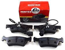 Mintex Pastillas De Freno Eje Trasero Para VW Touareg MDB2822 (imagen real de parte)