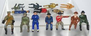 ST05 lot of spare drivers, Dinky, Charbens, Benbros, Eebee ? etc