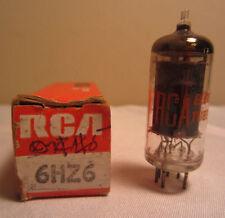 Rca Electron 6Hz6 Electronic Tube In Box Nos