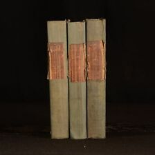 1827 3vol Letters Written by the Earl of Chesterfield to His Son Philip Dormer S