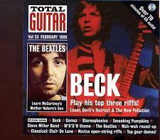 Total Guitarist Magazine CD / TG 53 02 99 - February 1999