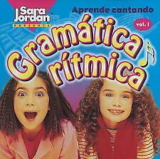 Gramatica Ritmica: v. 1 by Diego Marulanda (CD-Audio, 1995)
