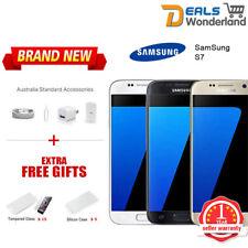 New Samsung Galaxy S7 G930F LTE 4G Smartphone 32GB 1Yr Wty Fast Delivery
