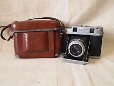 KMZ ISKRA INDUSTAR-58 3,5/75mm medium format folding film 4,5x6 camera