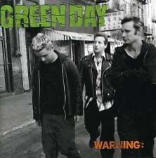 Warning - Green Day CD WARNER BROS