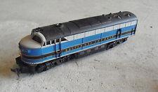 Vintage 1970s HO Scale AHM Tempo Baltimore and Ohio Locomotive