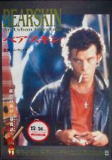 BEARSKIN AN URBAN FAIRYTALE Japanese B2 movie poster TOM WAITS 1989 NM