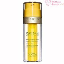 Clarins Plant Gold Nutri-Revitalizing Oil-Emulsion All Skin Types 1.1oz / 35ml