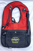 Vintage Dacor Seachute Horse Collar 40 lb Buoyancy Compensator Vest Model BC4