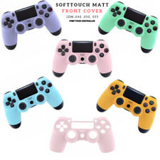 PLAYSTATION PS4 Controller Case Casing Case Softtouch Matt Modding Cover