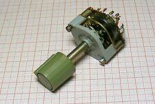 Rotary switch 7-way to radio receiver EKD 300 RFT [EKD]4