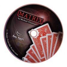 Matrix (Gimmick e DVD) - Trucchi con le Carte - Giochi di Magia