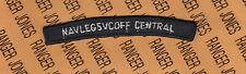 USN Navy Legal Service Office NAVLEGSVCOFF Central tab rocker arc patch