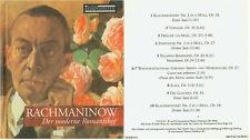 CD Rachmaninow Der moderne Romantiker Musik Klassik mit Biografie und Historie