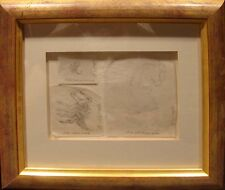 Guillaume Azoulay Scorpion framed Original Pencil Drawings L@@K SUBMIT AN OFFER!
