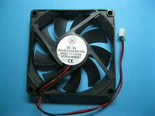 8 pcs Brushless DC Cooling Fan 5V 8015S 9 Blades 80x80x15mm 2pin Sleeve-bearing