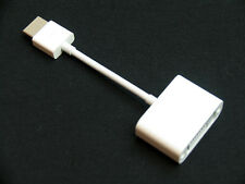 MacBook Pro Retina Mid 2012 OEM Apple HDMI Adapter to DVI adapter New 92-9555