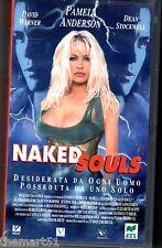 Naked Souls (1995) VHS  RCS 1a Ed.  - Pamela Anderson - rara in eBay