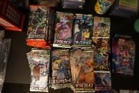 POKEMON JAPANESE RANDOM 50 CARDS + 2 PACK BUNDLE LOT