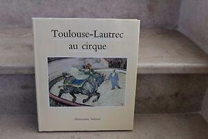 jean sagne / Toulouse-lautrec au cirque