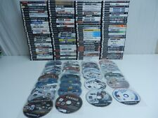 Lot of 150 PlayStation 2 PS2 Games - Kingdom Hearts, Grand Theft Auto, Socom