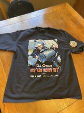 WWII U.S. Navy Shirt Sz XL