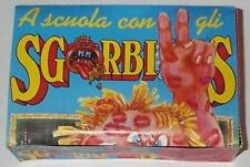 Sgorbions II Serie Figurine Box 50 Bustine Scuola