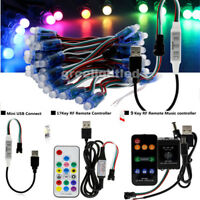 WS2811 LED Module DC5V Full Color RGB Waterproof Pixel Module&controller decorat