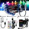 WS2811 LED Module DC5V Full Color RGB Waterproof Pixel Module&controller decorat