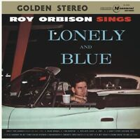 Roy Orbison - Sings Lonely And Blue [New Vinyl LP] 150 Gram, Download Insert