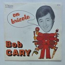 bob CARY On bricole Disque PUB BRICORM VYG45101