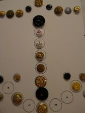 US Navy Buttons