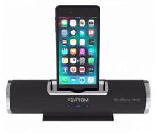 Iphone X 8 8+ 7 6 5 Estación De Acoplamiento iPod Dock Portátil Azatom Street Dance 2