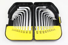 Torx & Innensechskantschlüssel Satz 18tl Set Inbusschlüssel lang Schraubendreher
