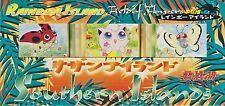 New Pocket Monsters (Pokemon) Cards - Southern Islands Rainbow Field of Flowers